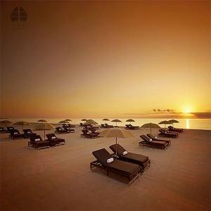 Vacaciones lujosas en Setai Hotel Miami Beach